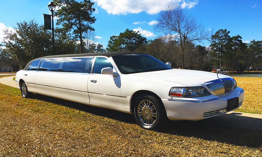 Charleston Wedding Limo